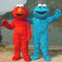 Cheap Mascot Costumes elmo costume Best Unisex Plus Size cartoon costumes