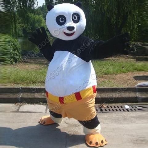 Panda Costume For Adults Costumes Kung fu Panda