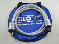 Cable ac power conditioning - XLO Signature S3 AC Power Cord USA power cable M with original bag new condition