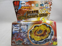 Wholesale 2012 new Metal Fight Beyblade d BB119 MDX Death Quetzalcoatl RDF beyblades kids toys