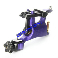 Wholesale 10pcs Harder Hit butterfly rotary tattoo machine adjustable hybrid shader liner tattoo kit supply