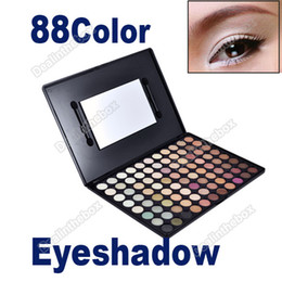 Wholesale New Pro Warm Color Fashion Eye Shadow Palette Profession Makeup Eyeshadow A