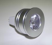 Wholesale MR11 V W Electricity saving LED Light Bulb spotlight light V W base MR11 white