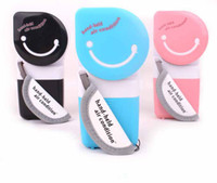 Wholesale Live With Ideas Speak With Styles Hand held Air Condition Smile USB Fan
