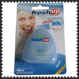 Wholesale fresh up oral care M Dental floss oral care kit dental hygiene Interdental brush