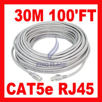Wholesale m FT RJ45 EIA TIA B Category e CAT e Ethernet Patch Network Cable F7