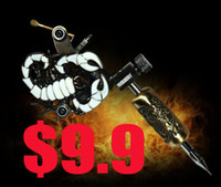 Wholesale Low Price Empaistic Tattoo Machine Gun Tattoo Kits Supply For Shader amp Liner Super Pro