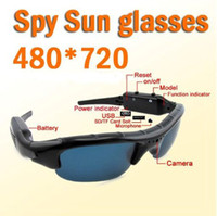 other No  Sunglasses camera mini DV Camera Hidden Spy Camera Audio Video Recorder