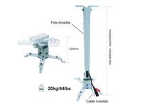 Wholesale Universal Projector Ceiling Mount Bracket Tilt DLP LCD Adjustable lb factory original