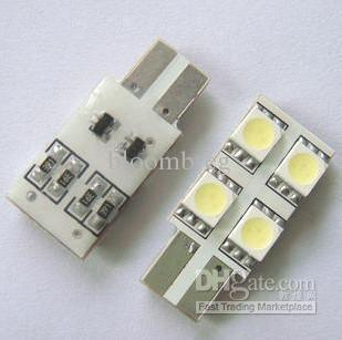 Light Bulb 194: Canbus T10 501 W5W 194 LED 4SMD 5050SMD Wedge Base No error Car LED Light  Bulb,Lighting