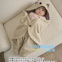 free size baby boy shawls - kids clothes Gremlins multifunctional baby go out to hold the baby blankets boys girls Hooded shawls dandys