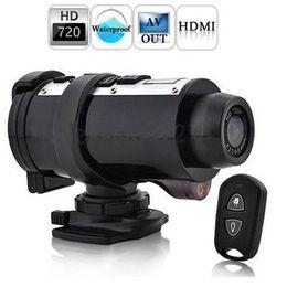 Car dvr Camera Waterproof Sport Helmet Action HD 720P Camera DVR 120 Degree Wide Angle