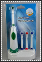 Wholesale Brand New Professional Oral Care Electric Toothbrush heads set