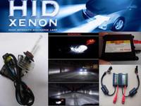 al por mayor dc lastre de xenón-Auto Xenon HID Kit de conversión 12V DC voltaje 35W 9006 (HB4) 6000K Hid Xenon Kit Blub lámpara de lastre