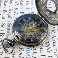 Wholesale Automatic Pocket Watch Perfect Gift NBW0PO6396 BL3