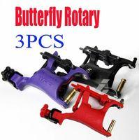 Wholesale Of Butterfly Rotary Tattoo Machines Swashdrive WHIP Tattoo Motor Gun Beauty Kits Supply