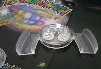 12-14 Years false teeth - Novelty Halloween props Wacky funny Pins for false teeth with LED light