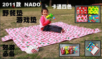 Wholesale Free Shiping Mixed Sales NEW Baby Play Mat Picnic Mat Price beach mat Beach mats