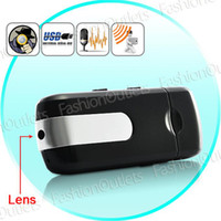 Wholesale Spy Digital Video Recorder Camera Fashion USB Flash Drive Style with Motion Detector SS105974