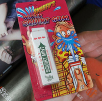Funny Squirt Chewing Gum Squirting Trick April Fool's Day Ga...