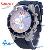 Wholesale 2012 NEW GB Multifunction Wrist Watch in MP3 Player Digital Video Recorder Camera U Disk MMA