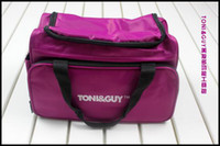 Wholesale Hairdressing tool bag Hair Salon bag Purple Big capacity hairdressing tool bag NEW