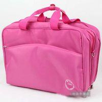 Wholesale Multi function Cosmetic Bag Makeup Bag Portable Storage Bags Waterproof colours