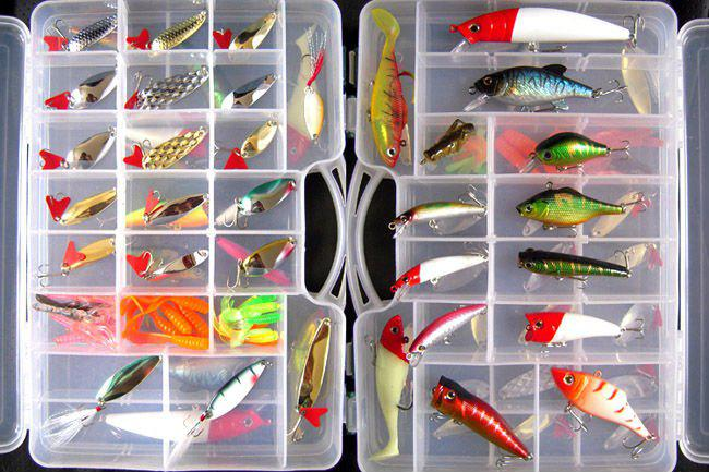 hot sale fishing bait fishing set lure kit electronic fishing, Fishing Bait