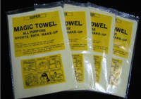 Wholesale towel cm PVA magic towel for bath sport make up car bagno dry hair towel super absorbent towel