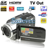 Wholesale HD P HD Mega Pixels X Zoom Anti Shake Digital Video Camera with inch Touch LCD