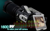 Wholesale HD9100 Full HD P MP Digital Video Camcorder Digita Camera DV Long focus HD9100T Hotsale A in stock High Quality