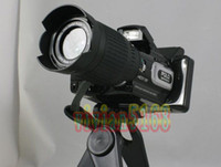 Wholesale High Definition HD9100 Full HD P MP Digital Video Camcorder Digita Camera DV Long focus HD9100T wide angle DC