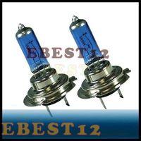Wholesale 10pcs V W Xenon Headlight H7 Light Bulbs White LED Car lamp High Quality