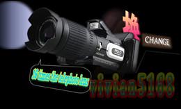 Wholesale Brand New POLO HD9100 FULL HD P MP DIGITAL VIDEO CAMCORDER DIGITA CAMERA DV long focus New products