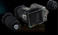 Wholesale New HD9100 Camcorders Digital video camera DV P HD MP X Zoom long focus HD gift