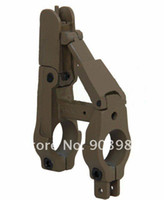 arms folding front sight - New ARMS metal folding up front sight sand color