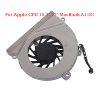 Wholesale Laptop Cooling Fan For Apple MacBook A1181 quot quot CPU N01042