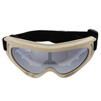 Wholesale new Super Sports Ski Snowboard Skate UV Protection Goggles Glasses Gray