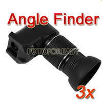 Wholesale Seagull X Right Angle View Finder Canon Nikon Sony