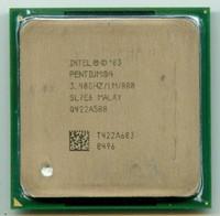 Wholesale Intel Pentium CPU GHz P4 M HT used
