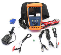 Wholesale CCTV security tester monitor camera tester digital multimeter PTZ control UTP cable testing v output quot