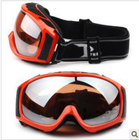 Wholesale 2012 new quality goods windbreak and prevent mist skiing glasses skiing mirror