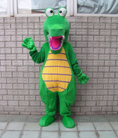 Wholesale Crocodile Alligator MASCOT COSTUME FANCY