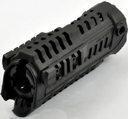 New Command Arms CAA M4S1 Handguard with Extra Rail Black(M4S1-F-BK)