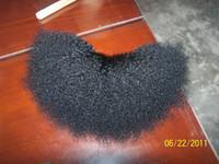 "100g Black Brazilian Hair Wholesale-12"" african American afro curl #1b color 100% Brazilian Virgin Human Hair Weft 100g piece DHL UPS Fast Free Shipping"