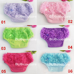Wholesale new girls girl toddler ruffle bloomers baby ruffle shorts petti pants petti shorts underwear