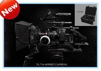 Wholesale Tilta DSLR kit DSLR shoulder mount Follow focus Matte Box amp Safety case amp V mount Battery System