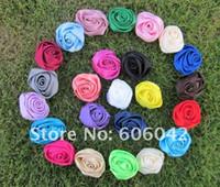 Wholesale quot small rose flower silk flower mix colors