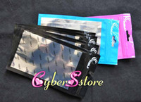 Wholesale 500pcs Plastic Retail Packaging Package Pouch Bag for Mobile Phone Case Accessories