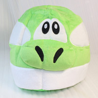 Multicolor others Cap Super Mario Bros Brothers Character Anime Cosplay Yoshi Plush Cap Hat yoshi hat cartoon hat cap EMS